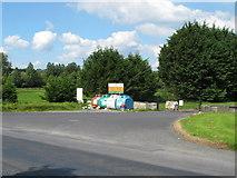 R6263 : Recycling bins near Cloonlara by David Hawgood