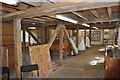 TG0638 : Third Floor - Letheringsett Mill by Ashley Dace