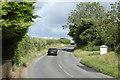 ST6064 : 2010 : B3130 heading east toward Belluton by Maurice Pullin