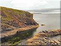 SW7112 : Church Cove, The Balk by David Dixon