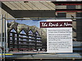 TQ8209 : Building Site Information Sign by Oast House Archive