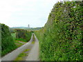 SX2962 : Lane from Bodway by Jonathan Billinger
