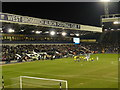 SP0290 : View from the Smethwick End, The Hawthorns, West Bromwich by Graham Hogg