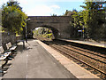 SD6506 : Westhoughton Station by David Dixon