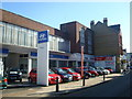 TQ7567 : Grays of Chatham car dealership, High Street, Chatham by Stacey Harris