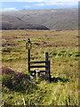 SD9819 : Stile On Soyland Moor by David Dixon