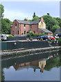 SO8898 : Lime kiln wharf at Compton, Wolverhampton by Roger  Kidd