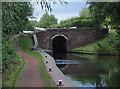 SO8898 : Compton Lock Bridge, Wolverhampton by Roger  Kidd