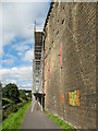 SE1021 : Canalside scaffold by Stephen Craven