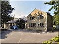 SE0125 : Good Shepherd Church And Centre, Mytholmroyd by David Dixon