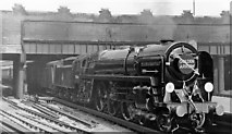 TQ2878 : The 'Golden Arrow' leaving Victoria Station by Ben Brooksbank