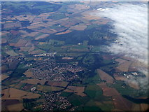 TL0538 : Ampthill and Maulden from the air by Thomas Nugent