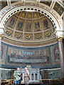 TQ2480 : St Peter's Notting Hill: apse by Stephen Craven