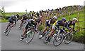 SD5259 : Tour of Britain 2010 - the peloton : Week 37