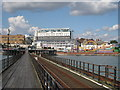 TQ8884 : Southend Pier by Oast House Archive