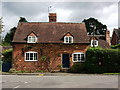 SP3170 : Roseland Cottage, Ashow by John Brightley