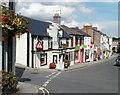 ST5393 : NW side of Moor Street, Chepstow : Week 36