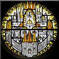 TR2135 : Holy Trinity, Folkestone - Window : Week 37