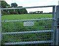 SP9505 : Memorial gate by Tom Presland