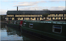 SU0061 : Devizes Wharf by Mike Todd