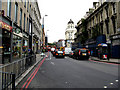 TQ3083 : London: Pentonville Road by Dr Neil Clifton