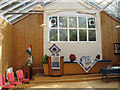 TQ2378 : Interior of Voysey Studio fitted as Hungarian Reformed Church by David Hawgood