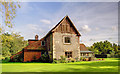 SP9804 : Grove Farm West frontage by Tom Presland