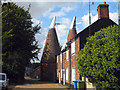 TR0260 : Oast House at Macknade Farm, Selling Road, Faversham, Kent by Oast House Archive