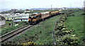 C8439 : Weed-spraying train near Portrush by Albert Bridge
