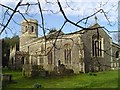 TM1476 : Brome St Mary�s church by Adrian S Pye