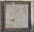 J5081 : Post Office manhole cover, Bangor by Rossographer