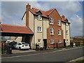 TL3259 : Three storey housing, Glebe Lane, Great Cambourne by John Brightley