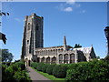 TL9149 : Lavenham St Peter and St Paul�s church by Adrian S Pye