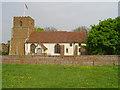 TM2339 : Levington St Peter�s church by Adrian S Pye