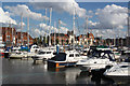 TA0928 : Hull Marina : Week 40