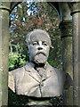 TG2408 : Rosary cemetery, Norwich - John Barker (d 1897) : Week 41
