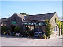 SD5213 : Toogood Farm Shop by Raymond Knapman