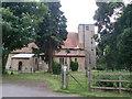 SP7039 : St Nicholas Church, Lillingstone Dayrell by David Hillas