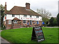 TQ9249 : The Red Lion, public House, Charing Heath by David Anstiss