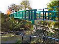 SD7707 : Bury & Bolton Canal, School Street Bridge by David Dixon