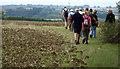 SP9949 : Bedfordshire Walking Festival. by Dennis simpson