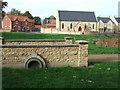 "TF1600 : ""New chapel"" in Bretton, Peterborough by Richard Humphrey"