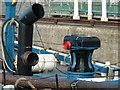 NO5603 : Reaper - the steam capstan by Chris Allen