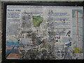 TL6459 : Devil's Dyke information board by Hugh Venables