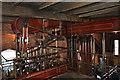 SK2625 : Claymills Beam engine by Ashley Dace