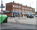 ST5878 : Arnside Road shops east side, Southmead, Bristol by Jaggery