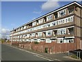 SJ9200 : Council Housing - Valley Road by John M