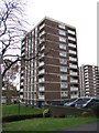 SO9199 : Council Housing - Lane Court by John M