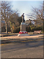 "SD7114 : Dunscar War Memorial & ""Finger Post"" by David Dixon"