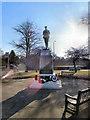 SD7114 : Dunscar War Memorial & Memorial Garden by David Dixon